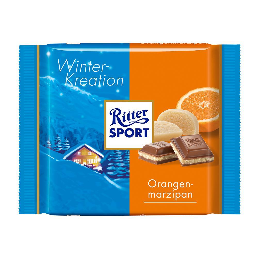 Wintersorte: Orangenmarzipan