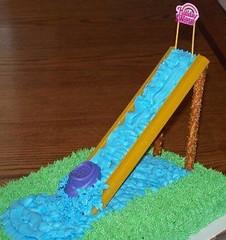 Pilgrims Plunge Cake