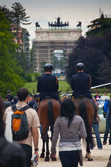 "Mounted Police • <a style=""font-size:0.8em;"" href=""http://www.flickr.com/photos/55747300@N00/6175307408/"" target=""_blank"">View on Flickr</a>"