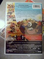The DVD: Los Campeones De La Lucha Libre (lili.chin) Tags: movie dvd wrestling animation luchalibre fwak luchadores maskedwrestlers fwakanimation loscampeonesdelaluchalibre