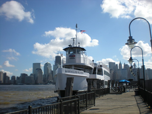 Ferry to Ellis Island and Statue of Liberty