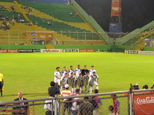 Honduras 2-2 Costa Rica.. Un paso al Pre Olímpico