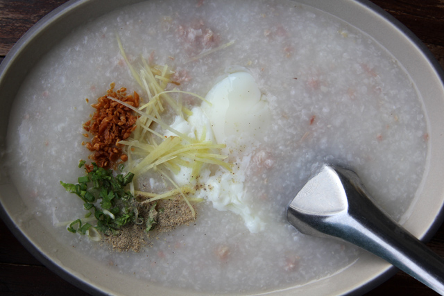 Joke - Thai Rice Porridge