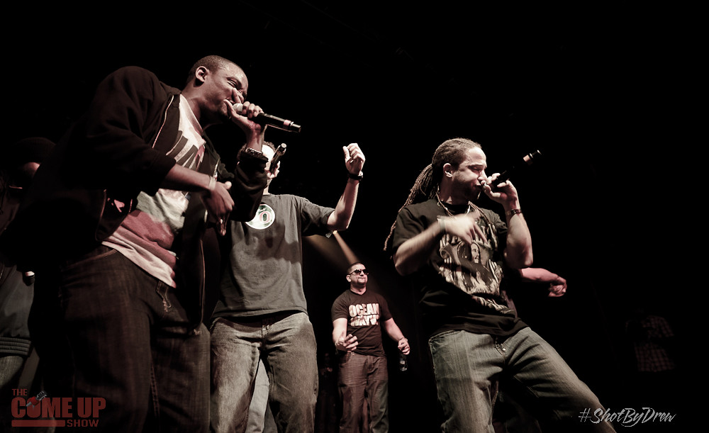 Bootcamp Clik Concert @ Sound Academy Manifesto 2011
