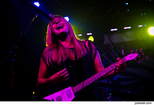 Grace Potter & The Nocturnals @ FreeFest 2011