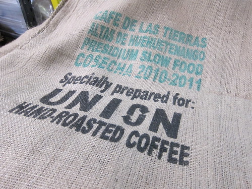 Union Hand Roasted Coffee