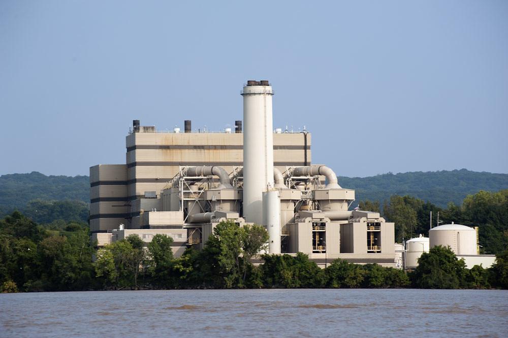 Wheelabrator Westchester Waste to Energy Facility in Peekskill New York.