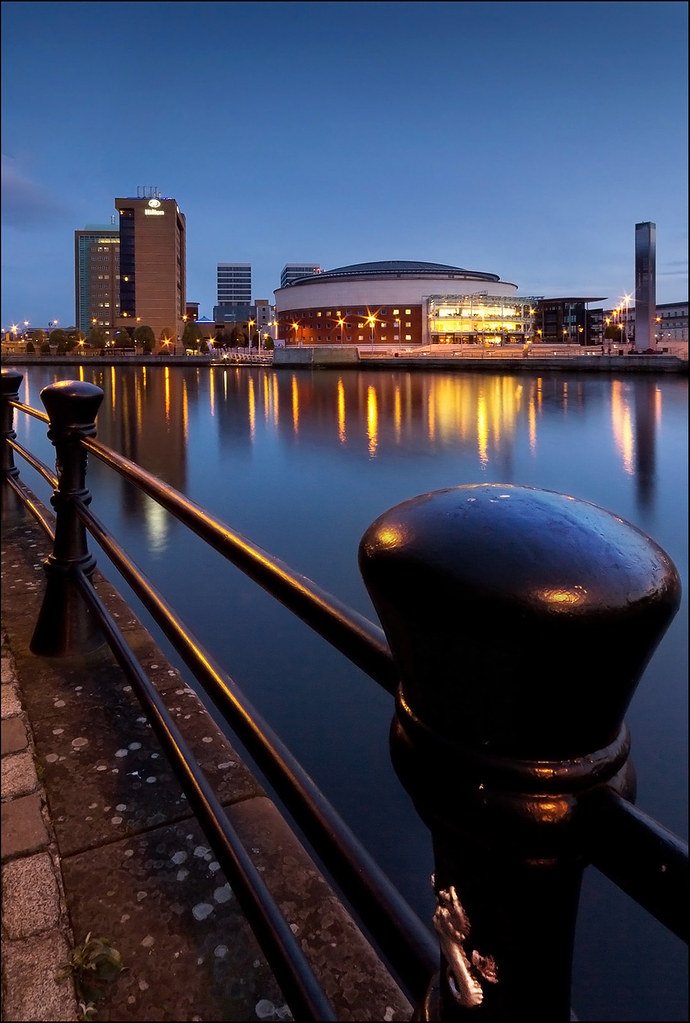 Waterfront hall, Belfast