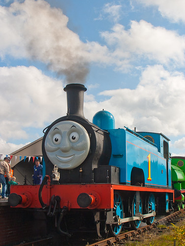 Day Out With Thomas - 01