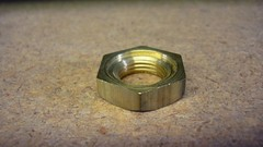 Cissell F286 bearing lock nut