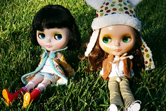 Sophie and Elsa Olivia