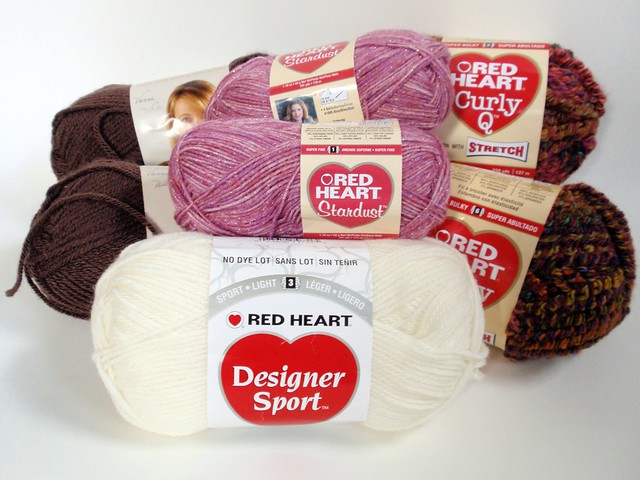 Weekend Yarn Haul - 9/25/2011