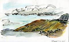 Ullapool hillside