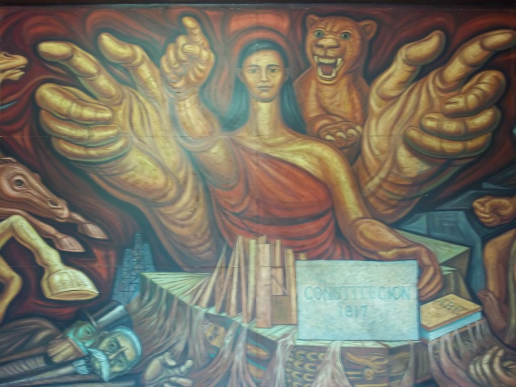 The World S Best Photos Of Mural And Palaciomunicipal Flickr Hive Mind