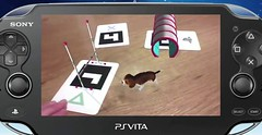 PS Vita AR