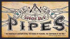 pipe smoking... again (bwrahbwrah jonguh) Tags: illustration digital photoshop pipe smoking smoker pipesmoker pipesmoking dirtnail