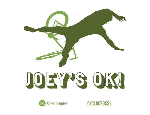 Joey's OK! Tee Artwork