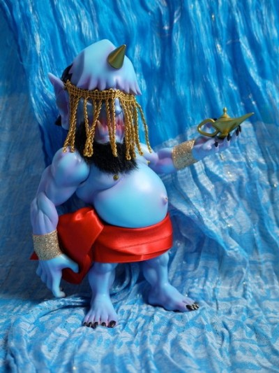 RESTORE Japan Debris Genie from Aladdin