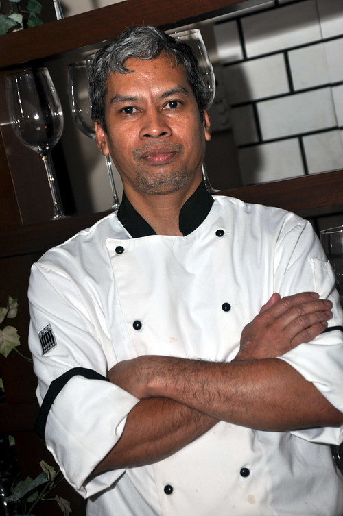 Chef Adnan