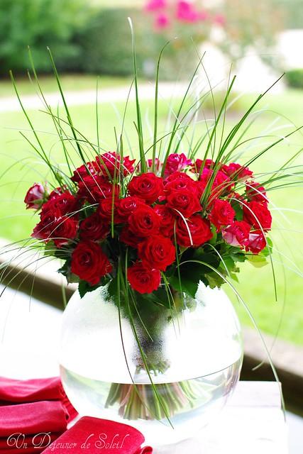 Roses aux Sources de Caudalie