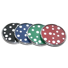 Retro Coloured Spots Onderzetters (contemporaryheaven3) Tags: retro spots coloured onderzetters