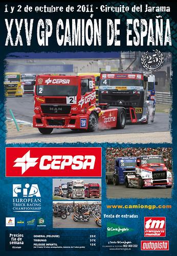 GP Camión España 2011