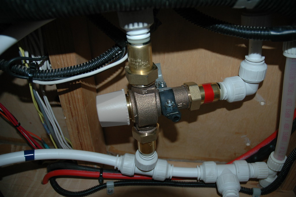 WattsThermostatic Mixing Valve