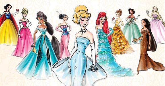 Risultati immagini per disney princess stylish