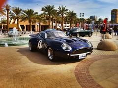 aston martin (Q8GTS) Tags: old car martin kuwait aston q8