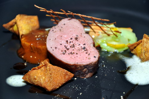 Veal Assiette