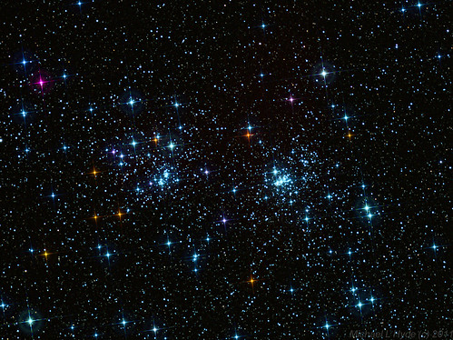 The Double Cluster crop 290911 by Mick Hyde