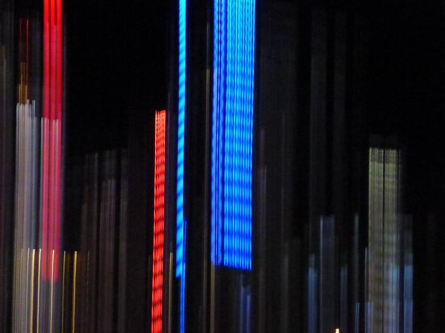 Westpac & Asteron - Night Lightpainting Sydney City CBD