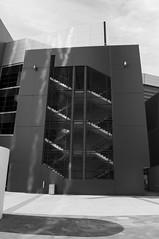 Stairway to nowhere (Paul Ebbo) Tags: building architecture stairs melbourne stairwell etihad etihadstadium