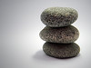 Stack of Stones (Gilbert Rondilla) Tags: camera white closeup digital asian photography japanese nikon rocks stones background philippines stack ornament zen manila filipino digicam isolated pinoy l110 luisianian gettyimagescollection gettyimagesphiliippinesq2 gettyimagesphilippinesq2