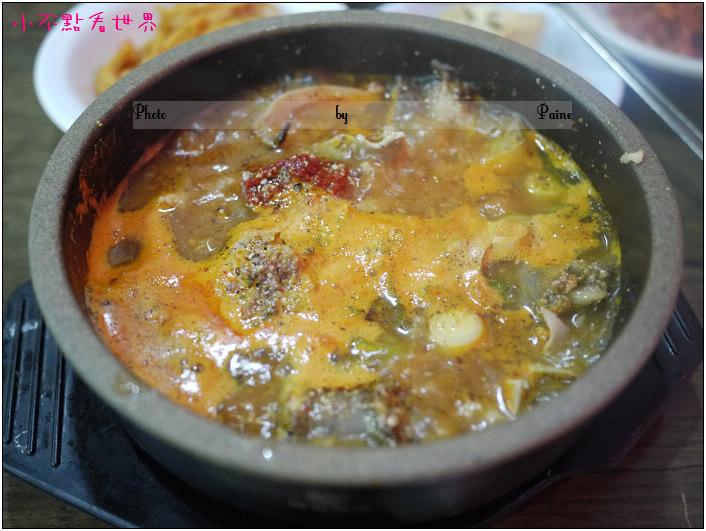 鐘路血腸鍋