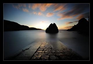 Slipway Sunset