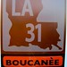 2011 New Orleans - New Orleans On Tap Beer Festival - LA 31 Boucanee Smoked Wheat Beer Label