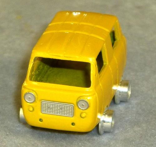 Comet Fiat 600T draisina FS