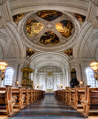 The church of Adolf Fredrik (HDR Vertorama) (Tobias Lindman) Tags: panorama church architecture photoshop nikon sweden stockholm details swedish stitching photomerge nikkor adolf stitched dri hdr hdri kyrka topaz adjust infocus postprocessing photomatix 1685 tonemapped tonemapping enhancer denoise cs5 vertorama 1685mm d7000 frediks