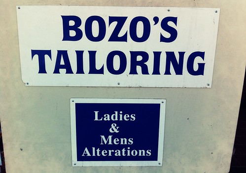 Bozo's Tailoring