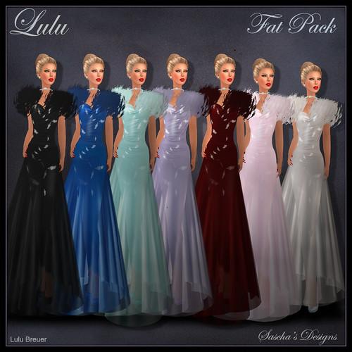 SAS - Lulu Fatpack by Cherokeeh Asteria