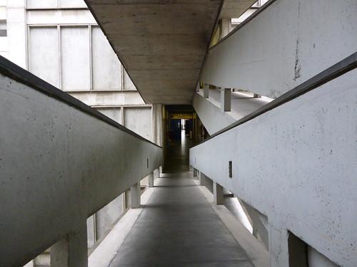 The architecture of UERJ
