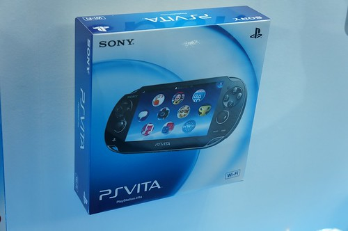 PS Vita Coming To The West On February 22nd Next Year