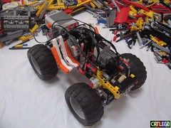 Mini 4x4 (Crtlego) Tags: lego 4x4 mini technic trialtruck crtlego