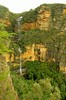 Wentworth Falls (VernsPics) Tags: blue mountains waterfall pass australia falls wentworth nsw fedral