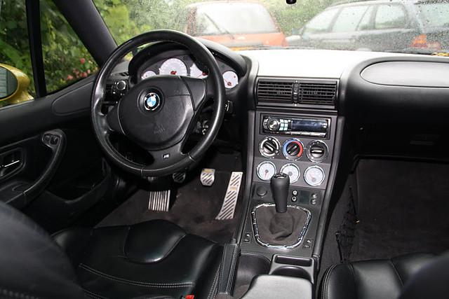 S54B32 S54 BMW Z3 M Coupe | Phoenix Yellow | Black