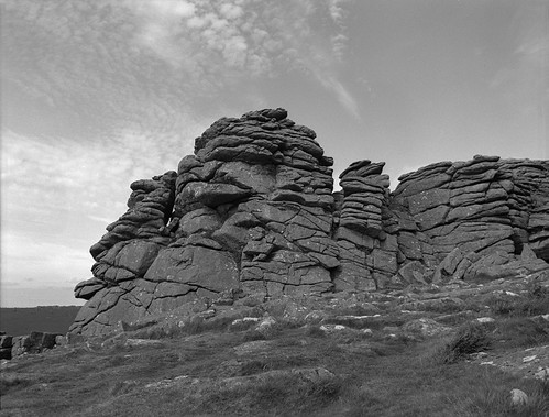 Hound Tor by BeccaG