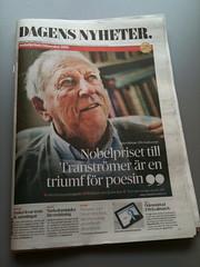 Tranströmer | Dagens Nyheter