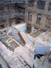 Picture 331 (Liverpool Mutual Homes) Tags: film liverpool construction fuji kodak super demolition velvia 400 4x5 nikkor portra 58mm xl ebony schneider sefton 75mm belvidere lmh e100g ga645zi superangulon angulon sw45 liverpoolmutualhomes