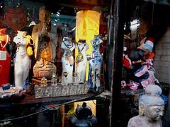 PA050084 (Candy in Portland) Tags: street shanghai jingantemple clothingshop tianzifang